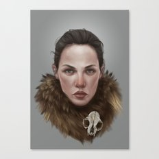 Trophy no.2 Canvas Print