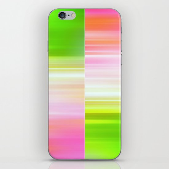 The Sound of Light and Color II iPhone & iPod Skin