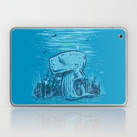 Catch me if you can Laptop & iPad Skin
