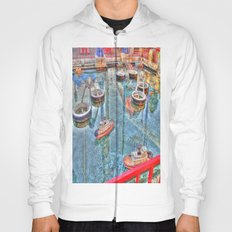 Mini Boat Race Hoody