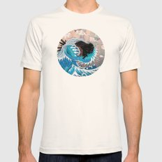 The Unstoppabull Force Mens Fitted Tee Natural SMALL