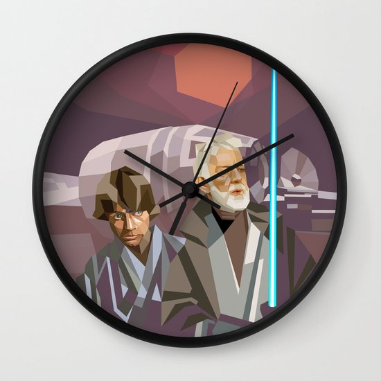 Farthest From Wall Clock