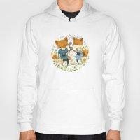 Fox Friends Hoody