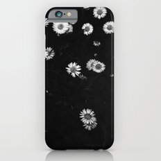 Field of daisies: B&W  Slim Case iPhone 6s