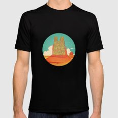 devotion SMALL Black Mens Fitted Tee
