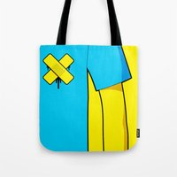 Boys Don't Cry Tote Bag