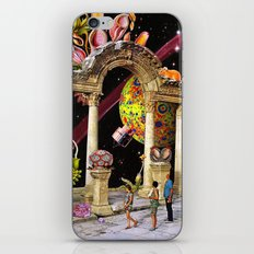Minute Two iPhone & iPod Skin
