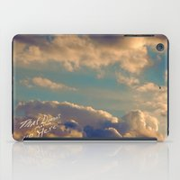 That Doesn't Matter Up Here iPad Case