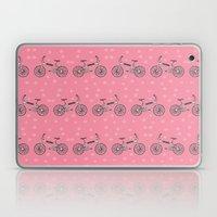 Bicycles pattern Laptop & iPad Skin