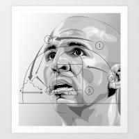 The Coach Art Print