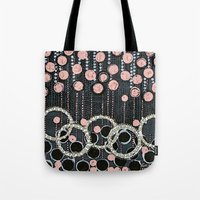 :: Her Pearls :: Tote Bag