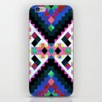 Hana Geometric iPhone & iPod Skin