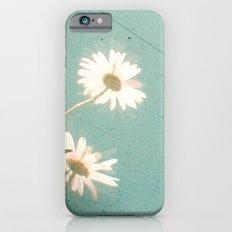 Three Daisies Slim Case iPhone 6s