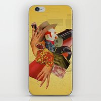 The Most Polite Restrain… iPhone & iPod Skin