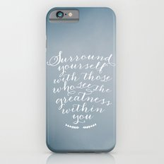 Surround yourself with... iPhone 6s Slim Case