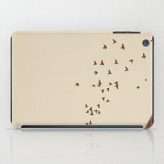 Flying Home iPad Case