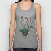 Wildflowers Unisex Tank Top