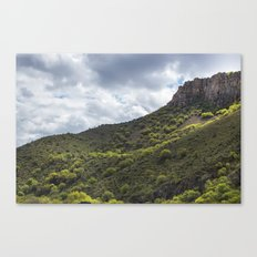 Armenian Tour II Canvas Print