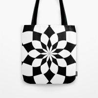 Kaleidoscope 'K2 SQ' Tote Bag
