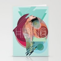 Hiding Tonight Stationery Cards