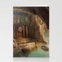 Magic explorer Stationery Cards