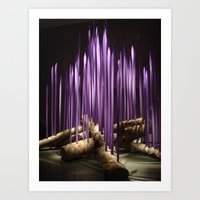 Chihuly Art Print