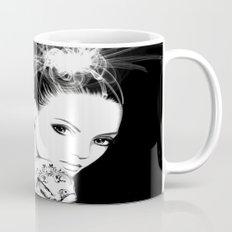 Smoke Girl Mug