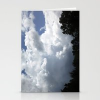Clouds #2 Stationery Cards