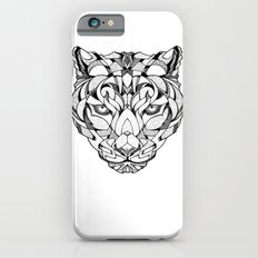 Leopard - Drawing Slim Case iPhone 6s