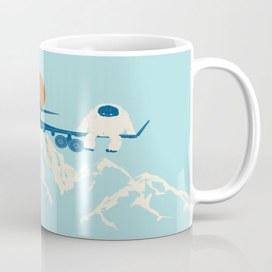 Hitchin' a Ride Mug