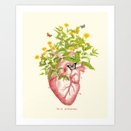My Foolish Heart Art Print