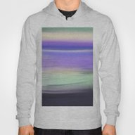 Early Morning Sea Abstra… Hoody