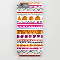 iPhone & iPod Case featuring Mithila by chulabird