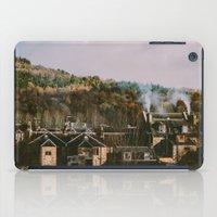 Scottish Rooftops iPad Case