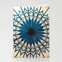 Blue Orient  Stationery Cards