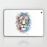 Technicolor Cat Laptop & iPad Skin