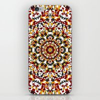 Thai Mandala iPhone & iPod Skin