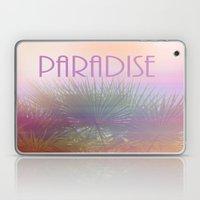 Paradise I Laptop & iPad Skin