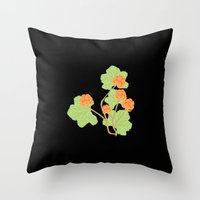 Chicoute Throw Pillow