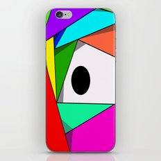 The Eyeball iPhone & iPod Skin