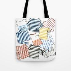 La Marinière Tote Bag