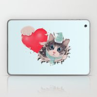 Steal Heart (light) Laptop & iPad Skin