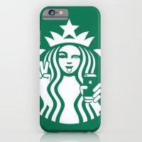 Selfie - 'Starbucks ICONS' iPhone 6 Slim Case