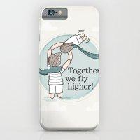 Together We Fly Higher iPhone 6 Slim Case
