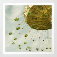 All The Fun Of The Fair … Art Print