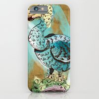 """iPhone & iPod Case featuring """"Dodo"""" by Jacob Livengood by Consequence of Sound"""