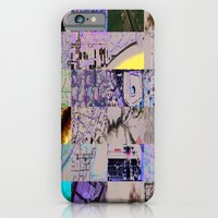 The World From my Computer  iPhone 6 Slim Case