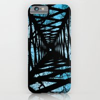 iPhone & iPod Case featuring Caged up to heaven by GLR67