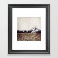 Urbania Five Framed Art Print
