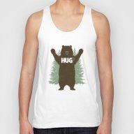 Bear Hug? Unisex Tank Top